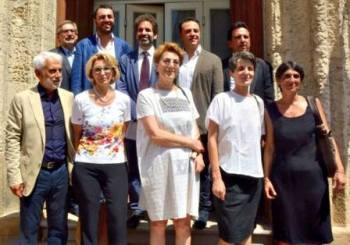 Gli assessori scelti dal sindaco Salvemini per la giunta comunale di Lecce