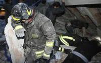 Esplode bombola gas: crolla casa nel Salento