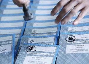 Tutti i candidati nella BAT per le elezioni regionali