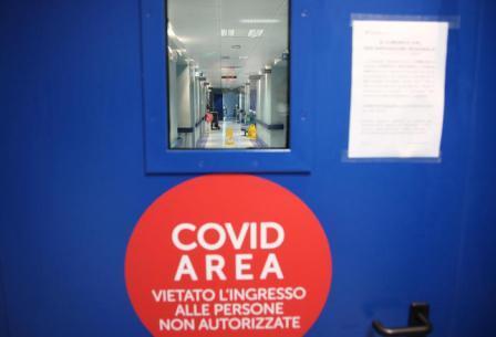 Coronavirus in Pugia: oltre soglia posti occupati in terapia intensiva