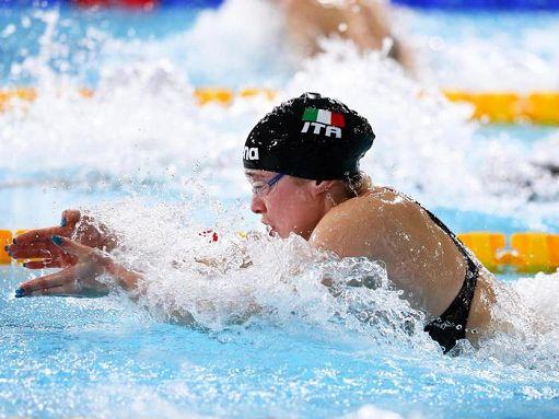 Olimpiadi nuoto: tarantina Pilato squalificata